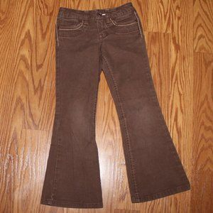 3/$15  Girls brown Old Navy jeans